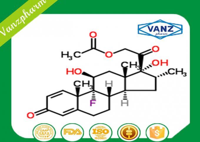 Dexamethasone-17-acetate Pharmaceutical Raw Materials 1177-87-3