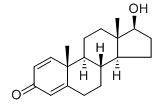 Boldenone Base Dehydrotestosterone Powder CAS 846-48-0